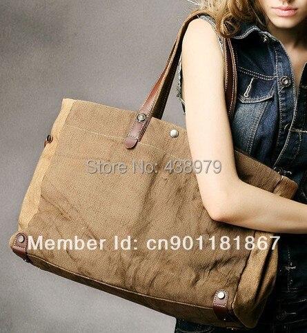 High qualtiy Big volume Women Flax one shoulder bag Woman handbag Female messenger bag quicktime toolkit volume one
