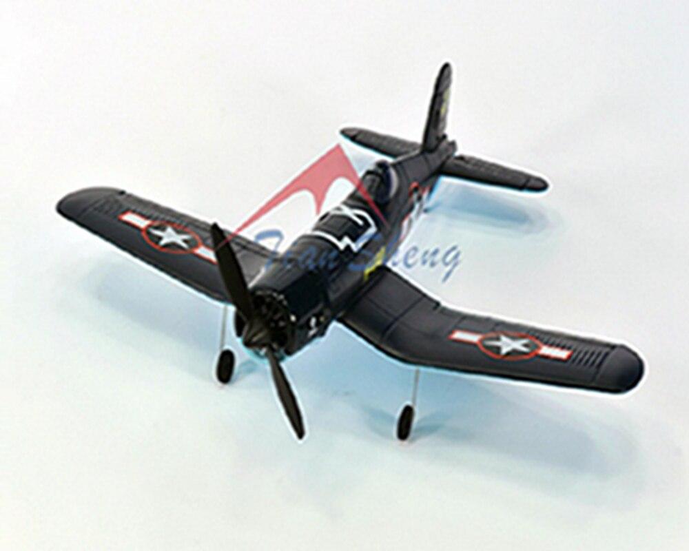 TSRC EPO F4U RC KIT Propeller Plane Model W/O Brushless Motor Servo ESC Battery