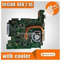 עבור ASUS Eee PC 1015BX REV2.1G Mainboard לוח האם עם מעבד 2 GB/1 GB זיכרון על לוח מבחן 100% בסדר