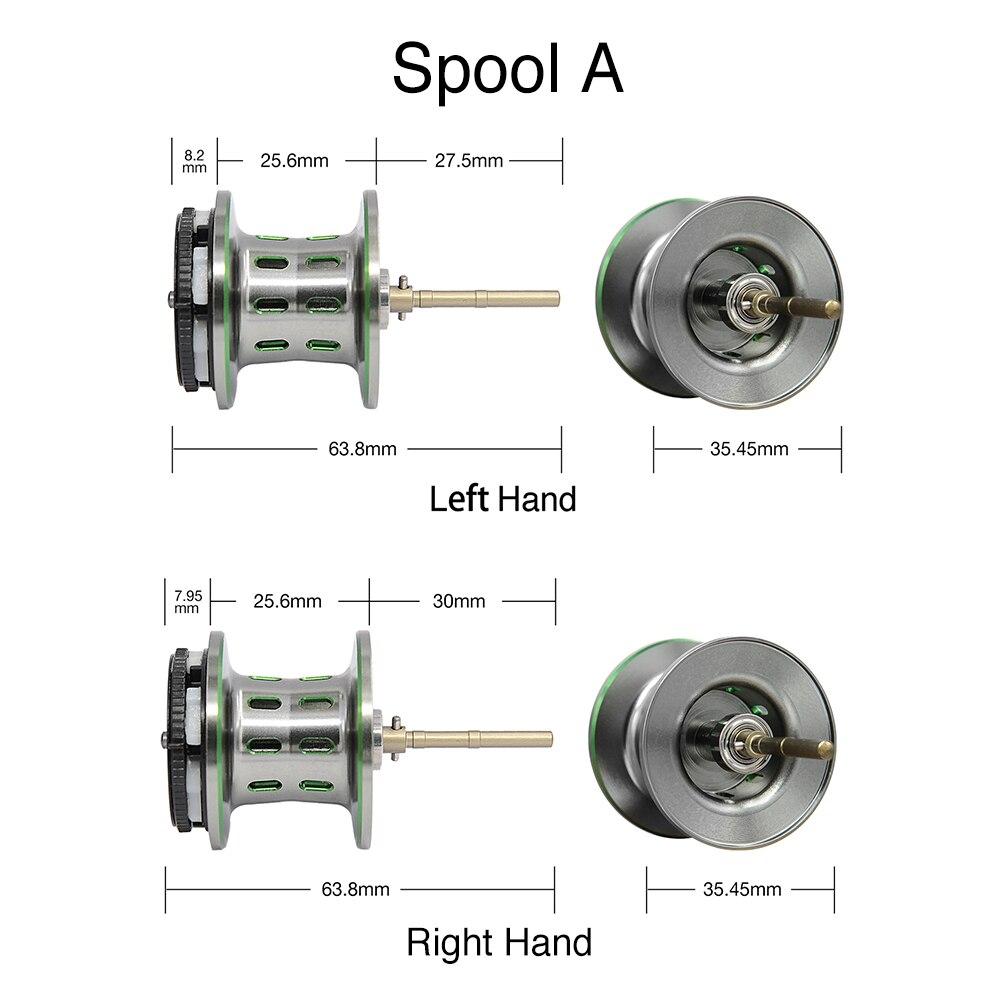 Spool 7.0: 1 Koolstofvezel