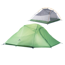Capacious Camping Tent