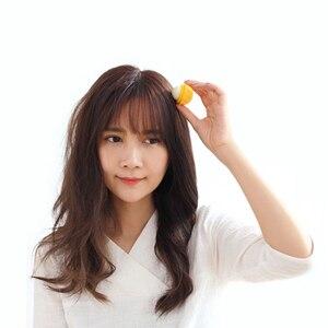 Criativo esférica rápida fixa acabamento varas cabelo quebrado não gorduroso refrescante styling creme gel de cabelo cera em pasta para a mulher #874
