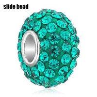 Fit Пандора браслеты камень Талисманы синий марта Камень Элемент Crystal Бусины и Бисер Очарование bracel бусы для изготовления ювелирных изделий