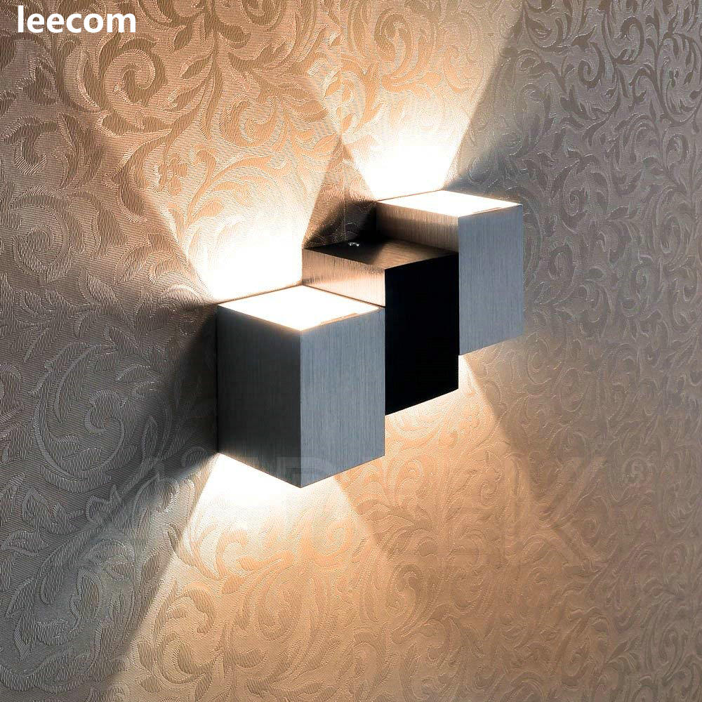 3pcs/lot LED Wall Lights for Living Room Mountted Modern Hall Porch Walkway Light Bedroom All kind of