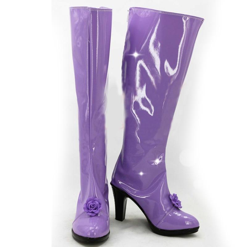 US $53.46 19% OFF|Rozen Maiden Rosen Kristall cosplay schuhe stiefel angepasst in Schuhe aus Neuheiten und Spezialanwendung bei AliExpress