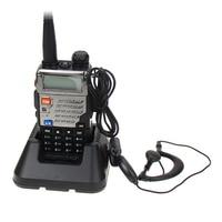 מכשיר הקשר dual band ניו Baofeng UV-5RE מכשיר הקשר Dual Band VHF UHF 136-174 / 400-520MHz FM במקלט נייד 5W שני הדרך כף יד רדיו סורק (1)