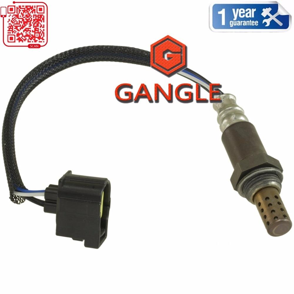 DENSO Lambda Oxygen Sensor Lower Right 56041731AA Grand Cherokee 4.7L 2001-2004