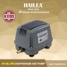 HAILEA BRAND NEW HAP-80 SEPTIC POND AIR PUMP ATU TREATMENT PLANT COMPRESSOR 60W 80L/Min AUTHORIZED DEALER