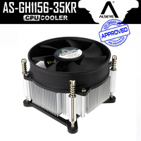 ALSEYE TDP 95W CPU Cooler With 90 X 90 X 35mm Aluminum Heatsink Radiator For Intel