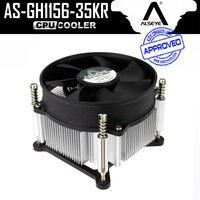 ALSEYE TDP 95W CPU Cooler With 90 X 90 X 35mm Aluminum Heatsink Radiator For Intel