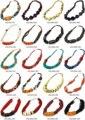 Mw-08 mejor Mix Wholesale etnia tibetana Yak hueso Big Beads necklace, Nepal India hechos a mano BOHO jewerly, envío gratis