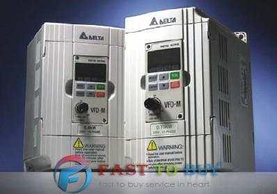 Online Shop New Delta Vfd015m21a Input 1ph 220v Output 3ph 0 240v 7a