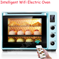 40L Mini Electric Oven Household Intelligent Multifunctional Full Automatic Baking Machine With Wifi Control CY40