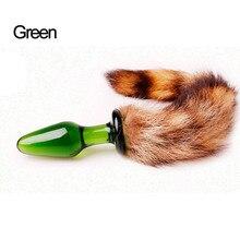Dog Tail Plug | 4 Colors | Vibrator