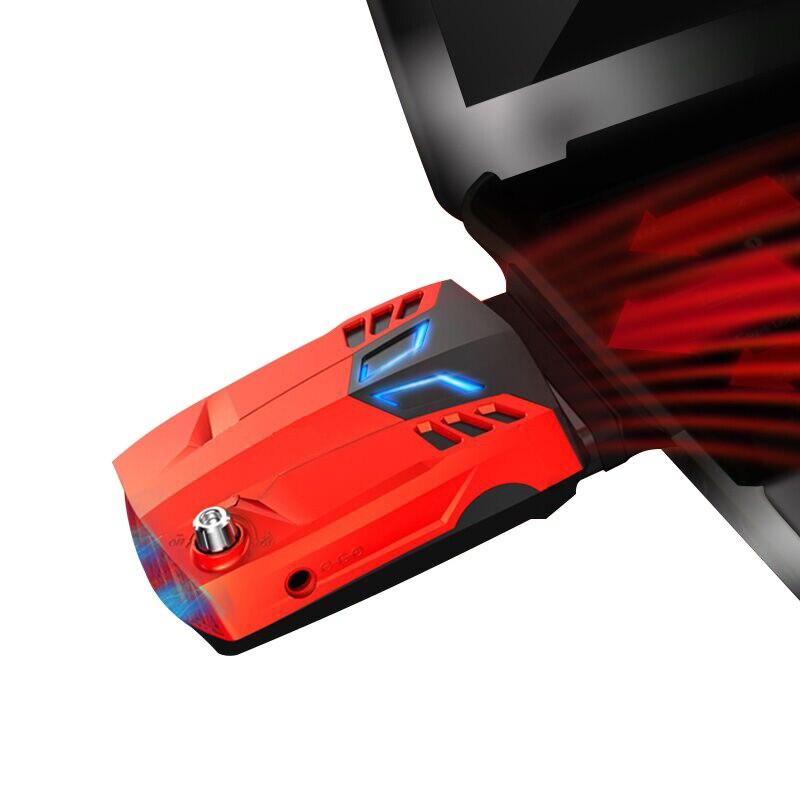 Регулируемая ноутбука Cooler Pad USB Портативный Тетрадь ОХЛАДИТЕЛЬ охлаждающая подставка для ноутбука Тетрадь