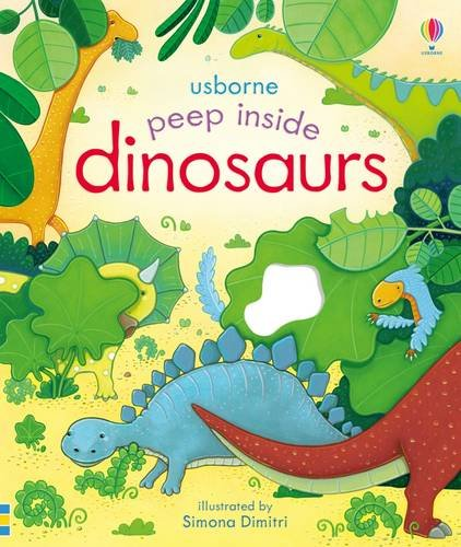 Peep Inside Dinosaurs : 1 PCS Original English Educational Picture Books For Baby Early Childhood Best Gift For Children Libros