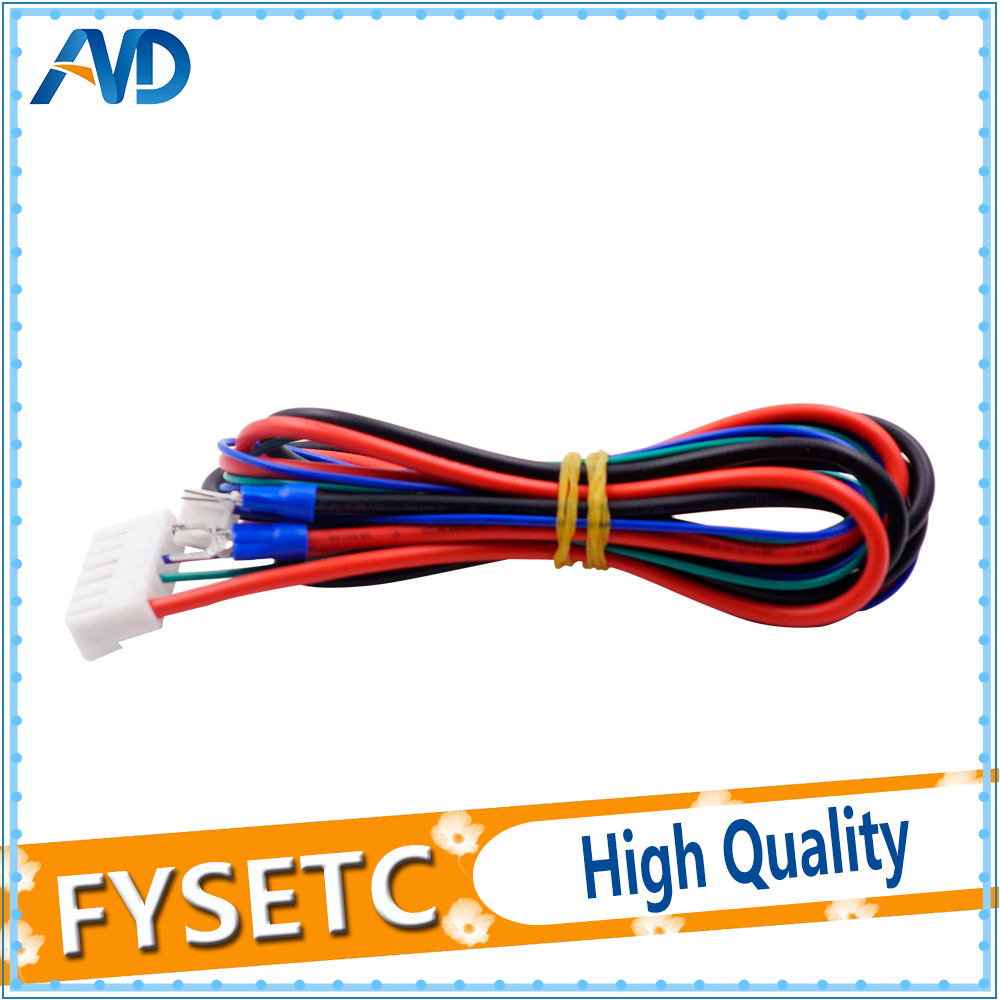 1PC Replace Anet A6/A8 Hotbed Bed Line/Cable Upgraded MK2A /MK2B/MK3 For Mendel RepRap i3 Anet A8 3d printer Heated Bed Cable dc24v cooling extruder 5015 air blower 40 10fan for anet a6 a8 circuit board heat reprap mendel prusa i3 3d printer parts page 4