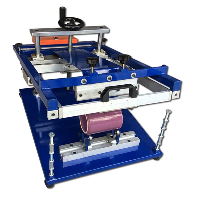 silk screen printing equipment for bottles/cups/mugs/pens цены