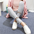 2016 New maternity leggings casual pregnant clothes for pregnant pants for pregnancy women legging pregnant clothing  M406