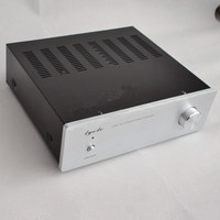 DIY Fever HiFi amplifier NE5532 + TDA7293 BTL bile taste in parallel 150W * 2 high fidelity amplifier