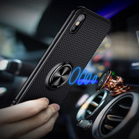 soft tpu Msvii Breath Magnetic Holder For iPhone XS MAX Case Soft TPU Finger Ring Cover For iPhone X 7 8 6 Plus Coque For iPhone XR (4)