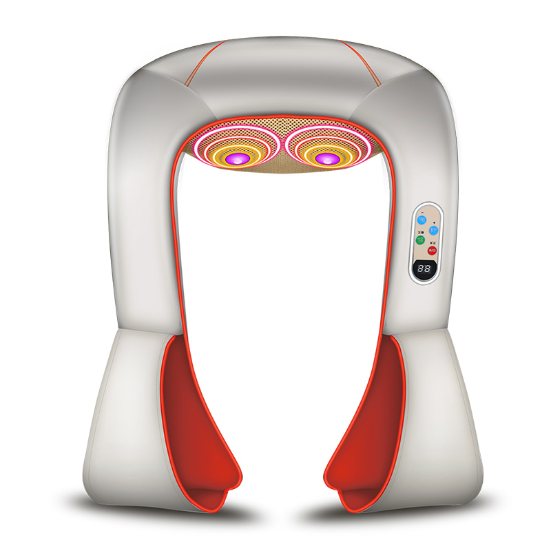 Free Shipping Full Body Massager cape Neck Back Waist leg massage device neck multifunctional health care massage