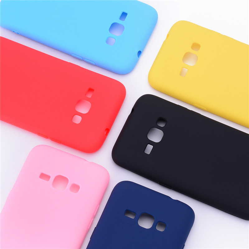 <font><b>For</b></font> Coque <font><b>Samsung</b></font> J1 2016 <font><b>Case</b></font> Soft Silicone Back Cover Candy TPU <font><b>Case</b></font> <font><b>For</b></font> <font><b>Samsung</b></font> <font><b>Galaxy</b></font> J1 2016 6 J120 <font><b>J120F</b></font>/ds Funda Coque image