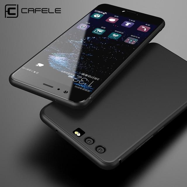 CAFELE soft Caseสำหรับหัวเว่ยp10กรณีTPU siliconบางกลับปกป้องผิวอัลตร้าบางโทรศัพท์ปกคลุมสำหรับหัวเว่ยp10บวกกรณีเชลล์