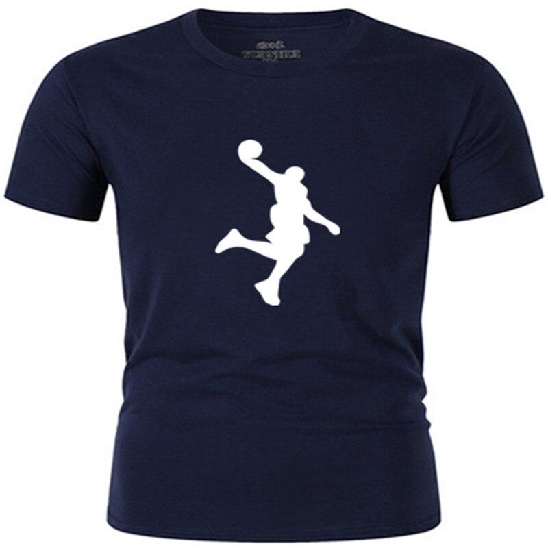 Хлопок случайные печать логотипа Мужская футболка Ультрамодный с коротким рукавом мужская футболка, Рубашка мужская футболка 2019