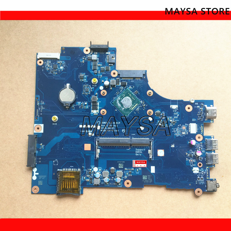 CN-028V9W 28V9W FOR <font><b>DELL</b></font> <font><b>INSPIRON</b></font> <font><b>15</b></font> <font><b>3531</b></font> laptop motherboard ZBW00 LA-B481P REV:1.0(A00) N2830 mainboard NOTEBOOK PC image