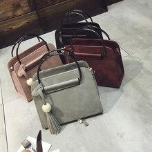 新しい女性のハンドバッグ、ファッションシンプルなフラップ、レトロ韓国語バージョンのショルダーバッグ、タッセル女性のメッセンジャーバッグ。 2020 裕華、