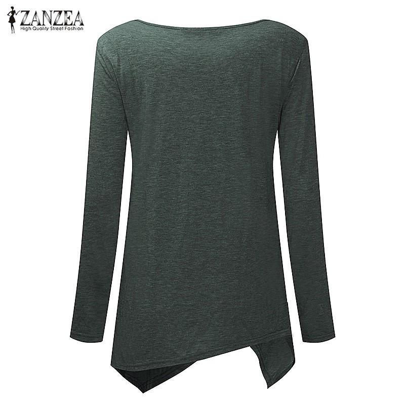 HTB1xGbnOVXXXXX1aXXXq6xXFXXXy - Women Cardigan Long Sleeve O Neck Casual Loose Blouses