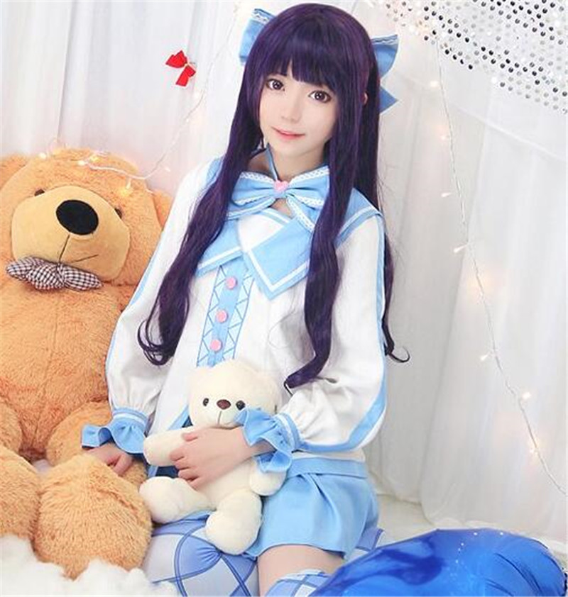 New Anime Captor Sakura Dress Navy Soft adorable seaman Cosplay Costume Blouses+ Skirts+ Hats+ Ties+Socks D шины bridgestone blizzak dm v2 265 45 r21 104t
