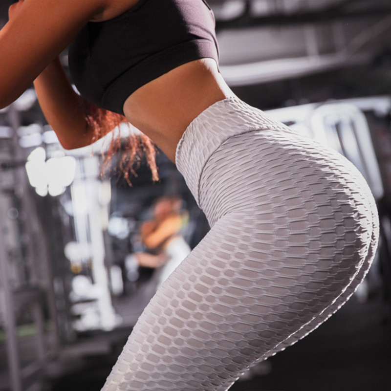 Brazilian Style Yoga Pants Woman Running Sport Leggings Women Fitness Gym Mallas Deporte Mujer