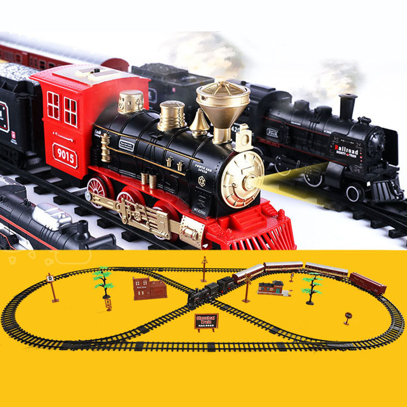 Magical Thomas and Friends plastic Trains Track Railway Model Educational Brio pieces Accessories Toys Set Toys For Children