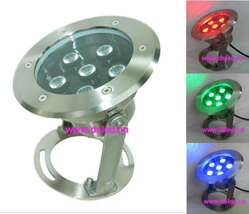 IP68,DMX compitable,good quality high power 18W RGB LED underwater light,LED pool light,24V DC,DS-10-27-18W-RGB new design good quality high power 18w