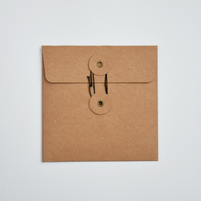 MaoTu 20 PCs/Pack CD DVD Packing Bag Kraft Paper Sleeves Envelopes Jewelry Gift Packaging Wrapping Case Durable 13x13cm