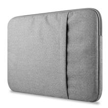 11.6 12 13.3 15.4 pouce nylon ordinateur portable de poche de douille pour macbook air 11 13 Pro Retina 13 15 pouce Ordinateur Portable Sac Cas de Couverture