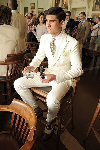 2017 New Custom Made Ivory Cream Linen Double Breasted Groom Tuxedos 2 Piece Mens Wedding Prom Dinner Suits Fashion Man Blazer