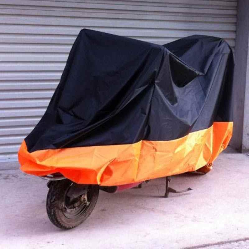 โพลีเอสเตอร์กันน้ำสำหรับ moto XXL-3XL moto rcycles ครอบคลุม moto couverture ฝนป้องกันฝุ่น