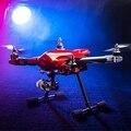 Apuramento flypro px400: primeiro do mundo auto-acompanhamento e fpv zangão quadcopter vs dji inspire 1 e fantasma 3
