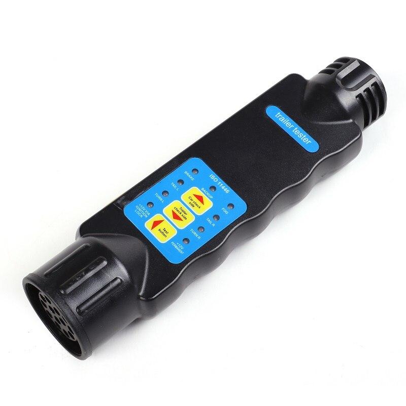 Best Price 13 Pin Towbar Towing Electrical Plug 12V Caravan Socket ...