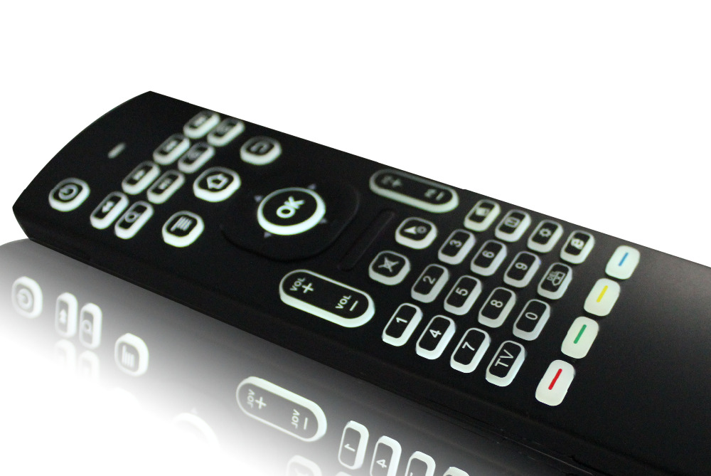 MX3-L MX3 Fly Air Mouse Backlight optional Wireless Keyboard 2.4G IR Learning for Android TV Box minipc computer Remote Control