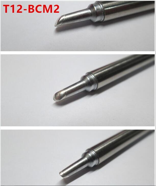 T12-2BC Replace Soldering Solder Iron Tip For Hakko Shape-2BC PCB Repair Product