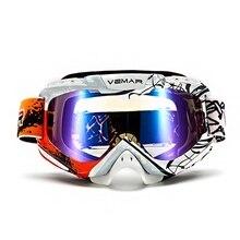 Adult Motorcycle glasses Motocross goggles men women ski goggle moto mx goggles for motorbike dirt bike atv