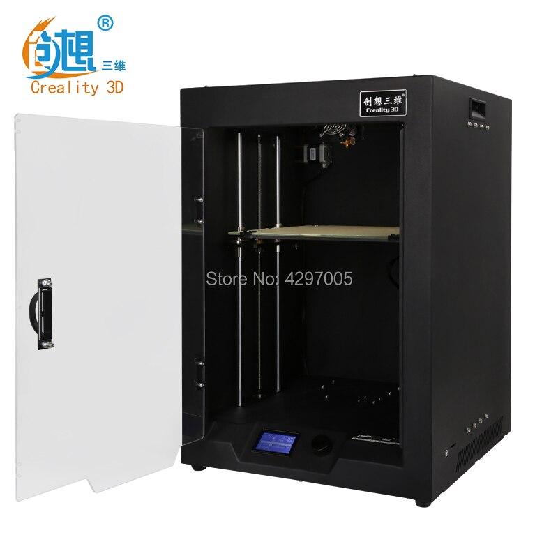 CREALITY imprimante 3D de plus grande précision CR-2040 industrielle entièrement en métal assemblé grande taille d'impression 300*300*400 MM