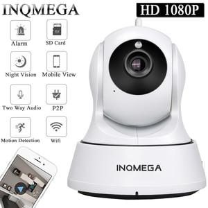 Image 1 - INQMEGA Cloud 1080P caméra IP sans fil Auto suivi caméra de sécurité à domicile caméra de Surveillance Wifi CCTV caméra bébé moniteur