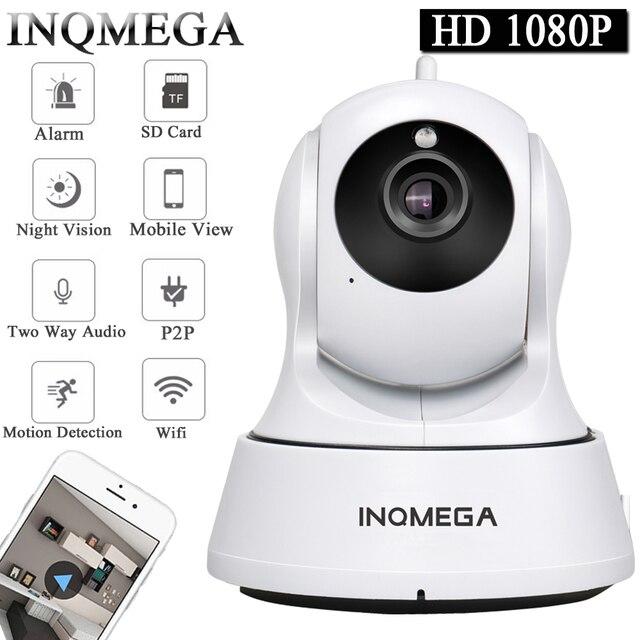 INQMEGA Cloud 1080P caméra IP sans fil Auto suivi caméra de sécurité à domicile caméra de Surveillance Wifi CCTV caméra bébé moniteur