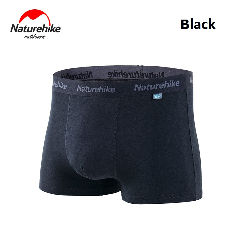 Naturehike Quick Dry Antibacterial Coolmax Underwear Function Men Sports Underwear Boxer Shorts Breathable Perspiration