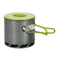 1 2 L Camping Kitchen Utensils Outdoor Pot Portable Heat Exchanger Collect Anodized Aluminum For 1